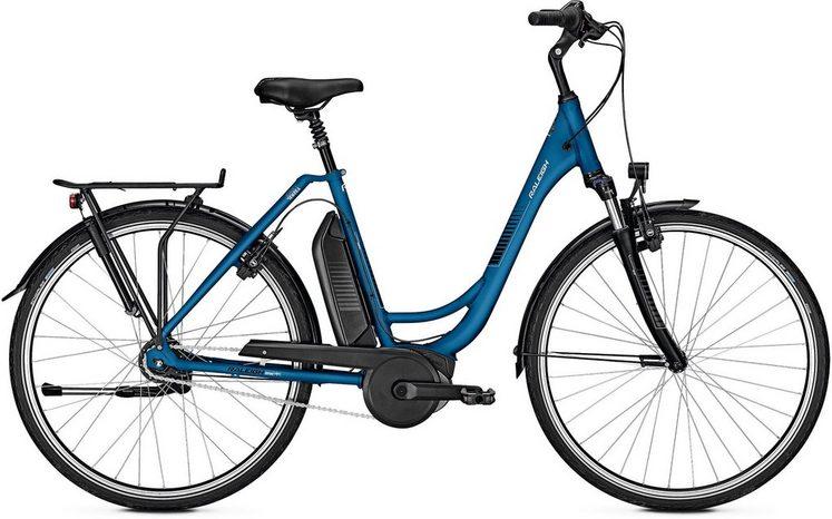 Raleigh E-Bike »Jersey Plus«, Shimano Nexus Schaltwerk, Kettenschaltung, Mittelmotor 250 W