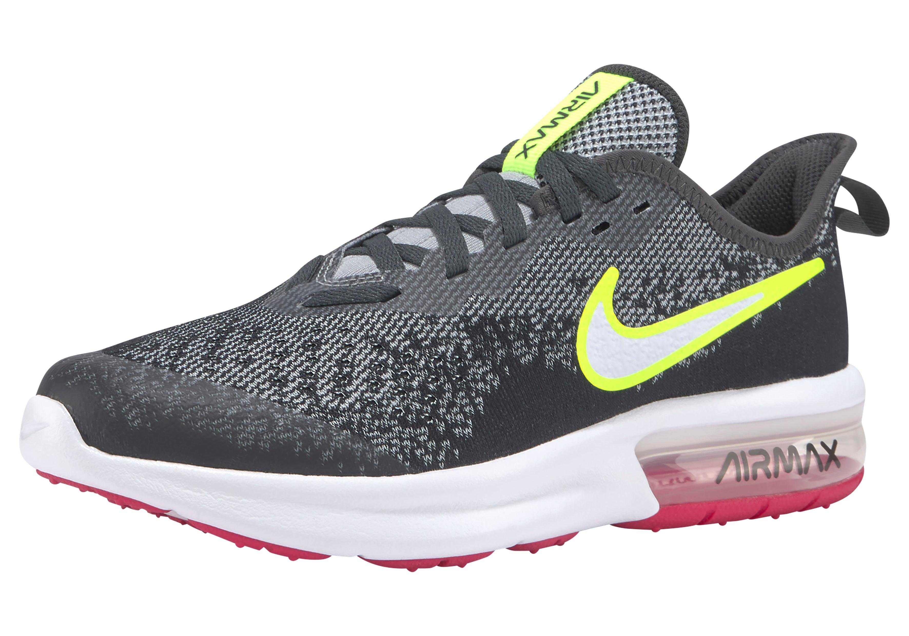 Nike Air Max Sequent 3 Kinder Sneaker (Größe 36 bis 37,5) für…