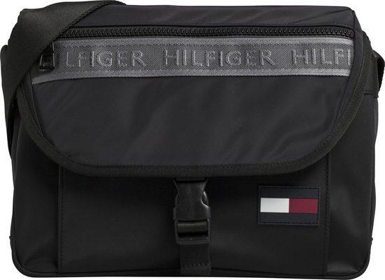 TOMMY HILFIGER Messenger Bag »SPORT MIX MESSENGER«, mit praktischer Einteilung