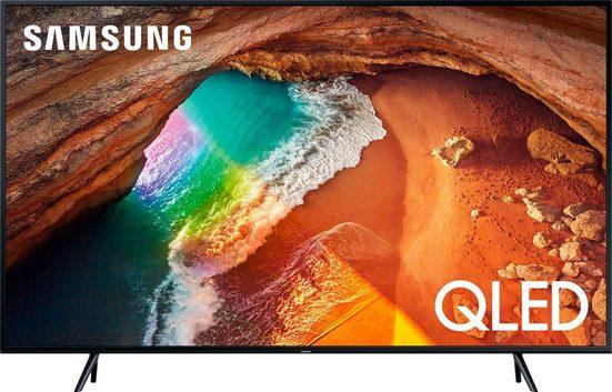 Samsung GQ65Q60RGTXZG QLED-Fernseher (163 cm/65 Zoll, 4K Ultra HD, Smart-TV)