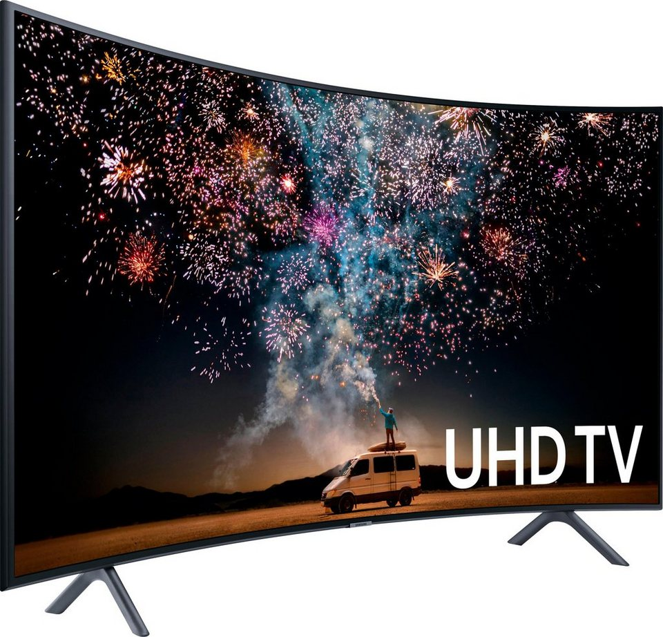 samsung ue55ru7379 curved led fernseher 138 cm 55 zoll. Black Bedroom Furniture Sets. Home Design Ideas