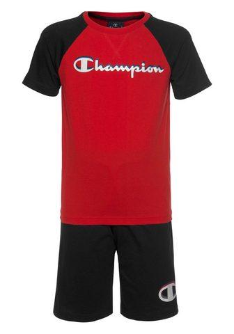 CHAMPION Marškinėliai & Šortai »SET« (Set)