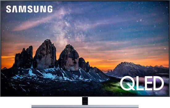 Samsung Premium GQ65Q80RGTXZG QLED-Fernseher (163 cm/65 Zoll, 4K Ultra HD, Smart-TV)