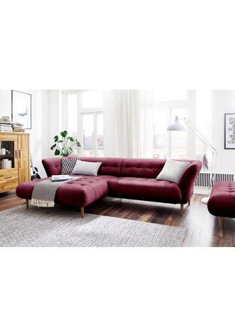ANDAS Kampinė sofa »Trelleborg«