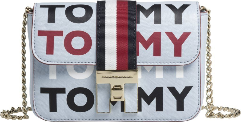 Tommy Hilfiger Handtasche »TH HERITAGE MINI CROSSOVER TOMMY«