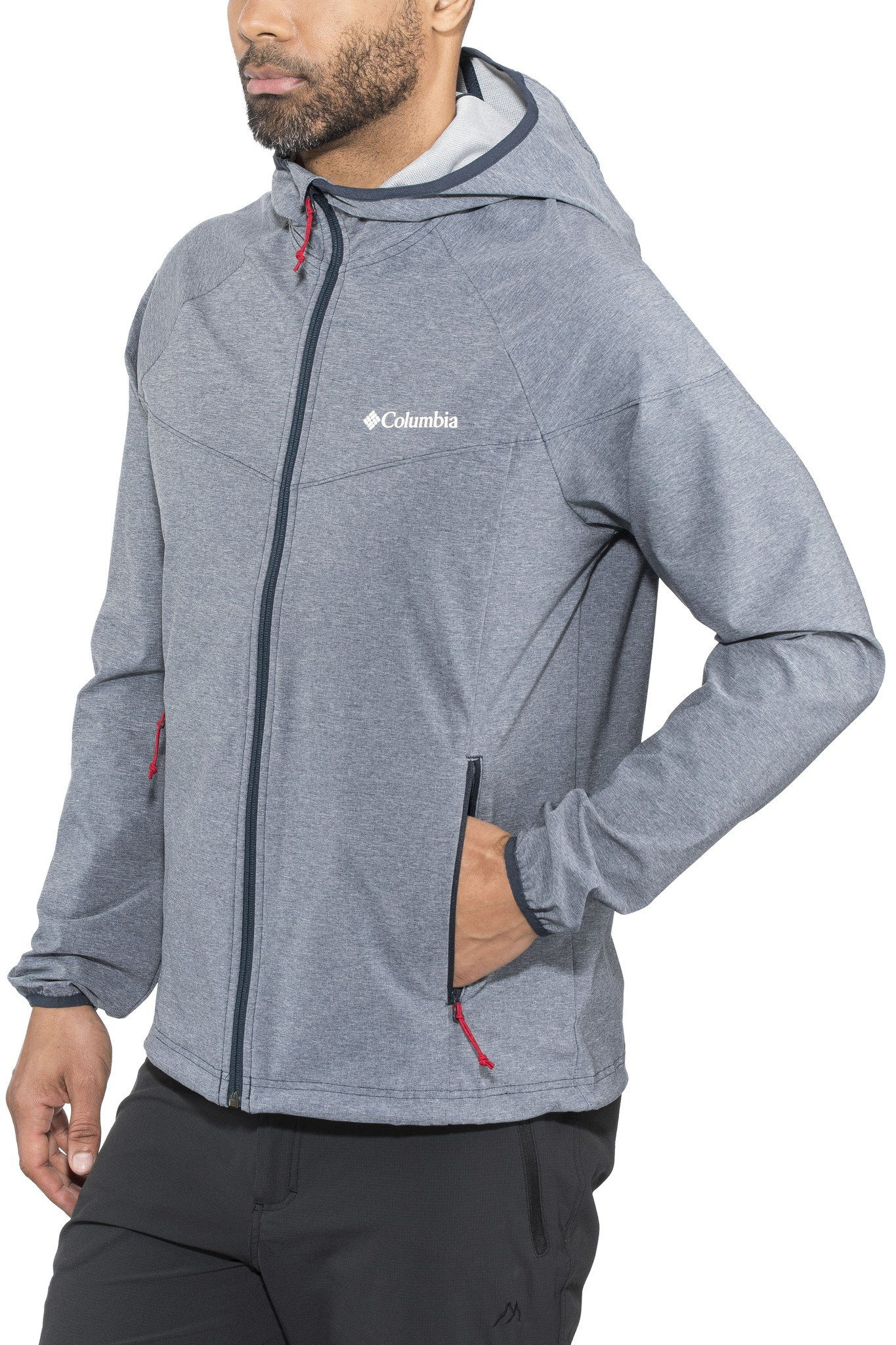 Columbia Outdoorjacke »Heather Canyon Jacket Men«