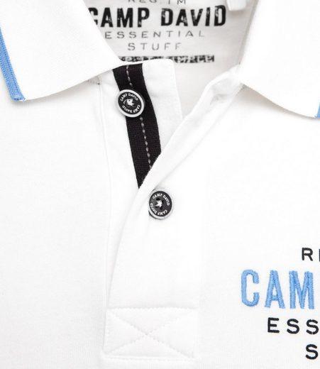 Camp Seitenschlitze Mit Mit Poloshirt Camp Poloshirt Poloshirt Camp Mit David David Camp Seitenschlitze Seitenschlitze David TdnqUAUw