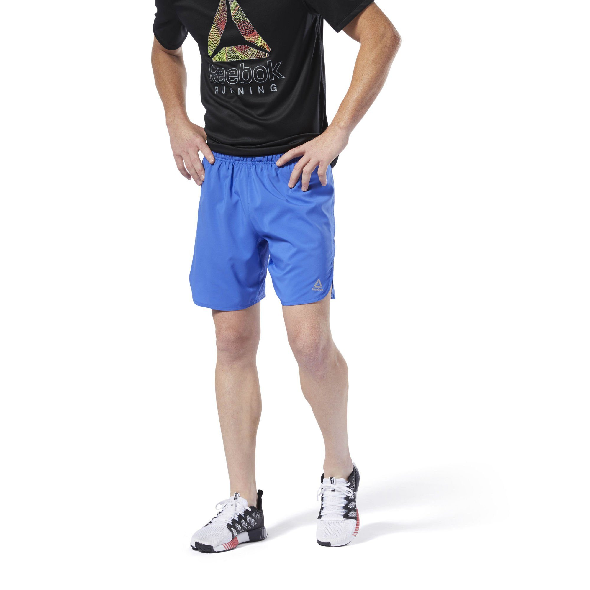 Reebok Shorts »Run Essentials Shorts – 18cm«