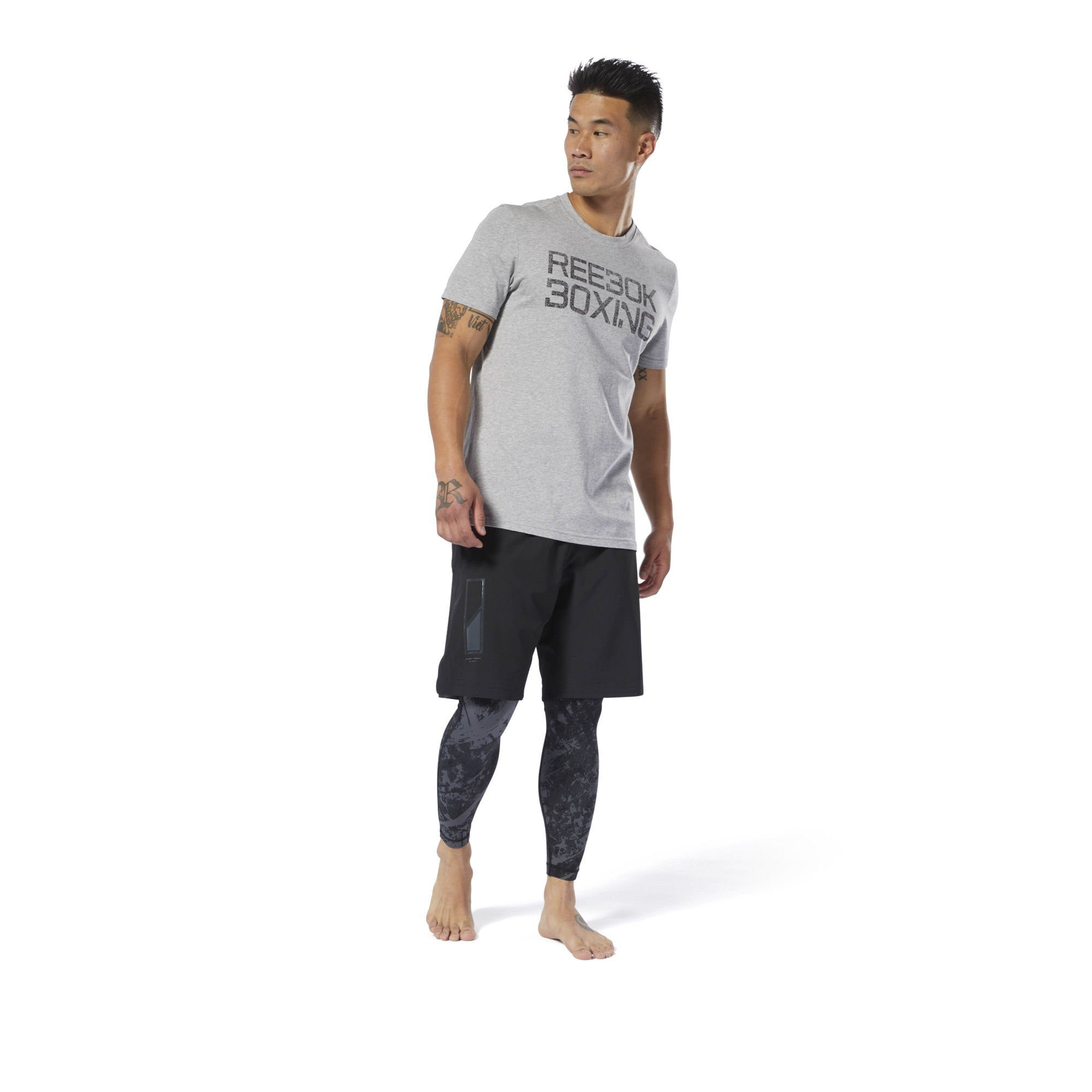 Reebok T-Shirt »Combat Core Boxing T-Shirt«