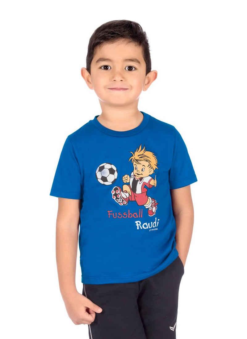 Trigema T-Shirt Fußball-Raudi