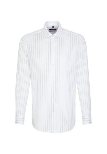 Streifen Modern Kent Businesshemd Langarm Seidensticker kragen »modern« pUYqqE