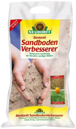 NEUDORFF Bodenverbesserer »Bentonit SandbodenVerbesserer«, 25 kg
