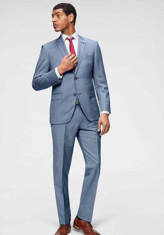 anerkannte Marken große Auswahl an Farben neu kaufen Roy Robson Anzug (2-tlg) mit feinem Strukturmuster | OTTO