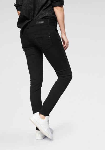 862cd3b15c8609 LTB Slim-fit-Jeans »MOLLY« mit breitem 2-Knopf Bund