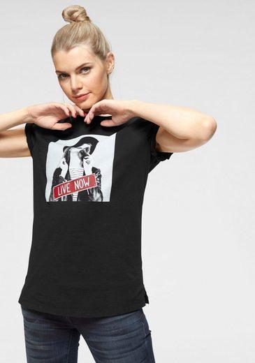 LTB T-Shirt »TEWIZO« mit coolem Fotoprint