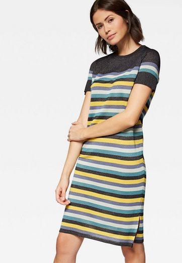 Mavi Sommerkleid »STRIPED KNITTED DRESS« Feinstrick
