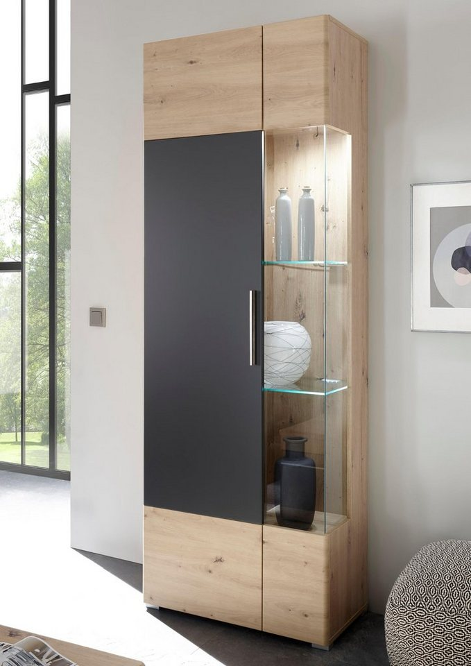 Places Of Style Vitrine Space Hohe 200 Cm Otto
