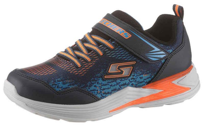 Skechers Kids »Blinkschuh Erupters III« Sneaker mit Klettverschluss und Gummiband