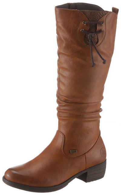 Braune Stiefel mit Spitze zu verkaufen G.41