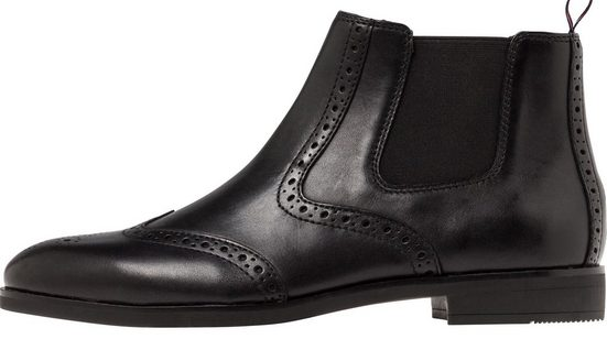 Tommy Hilfiger Boots »DRESSY CASUAL LEATHER CHELSEA«
