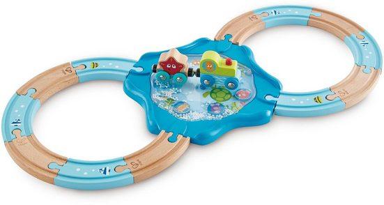 Hape Spielzeug-Eisenbahn »Holzschienen Unterwasserwelt«