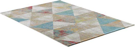 Teppich »Vintage 1618«, Sanat Teppiche, rechteckig, Höhe 13 mm, Kurzflor