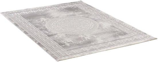 Teppich »Harmony 3213«, Sanat, rechteckig, Höhe 12 mm, Vintage Design, Orient-Optik