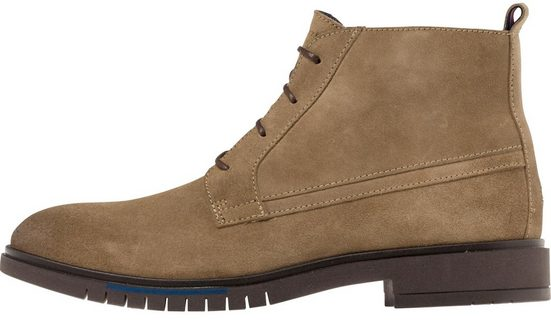 Tommy Hilfiger Boots »FLEXIBLE DRESSY SUEDE BOOT«