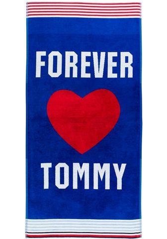 TOMMY HILFIGER Paplūdimio rankšluostis