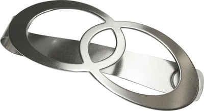 Dekospange »Raffspange Infinity Doppelring«, GARDINIA, (1-tlg)