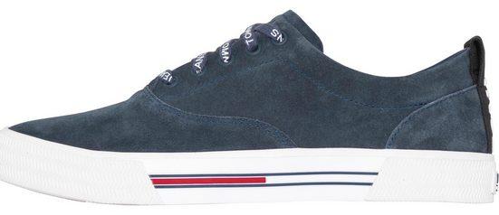 City »oxford Sneaker« Tommy Sneaker Jeans TgxPnq1t