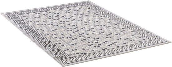 Teppich »Harmony 3207«, Sanat, rechteckig, Höhe 12 mm, Vintage Orient-Optik