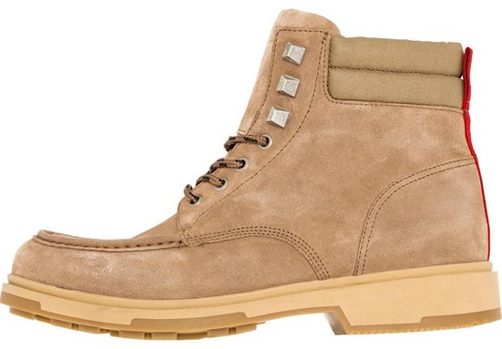 Tommy Jeans Boots »CASUAL OUTDOOR LACE UP BOOT«