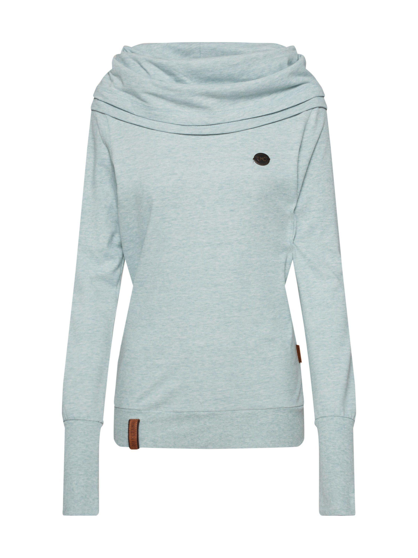 Naketano sweatshirt mit Kragen Frauen L bzw. S