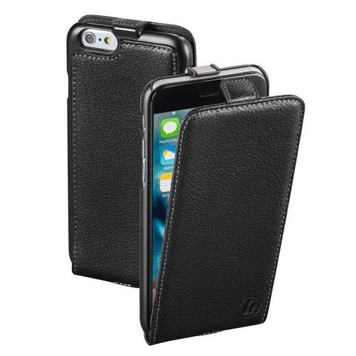 Hama Flap-Tasche Smart Case für Apple iPhone 6s, Schwarz