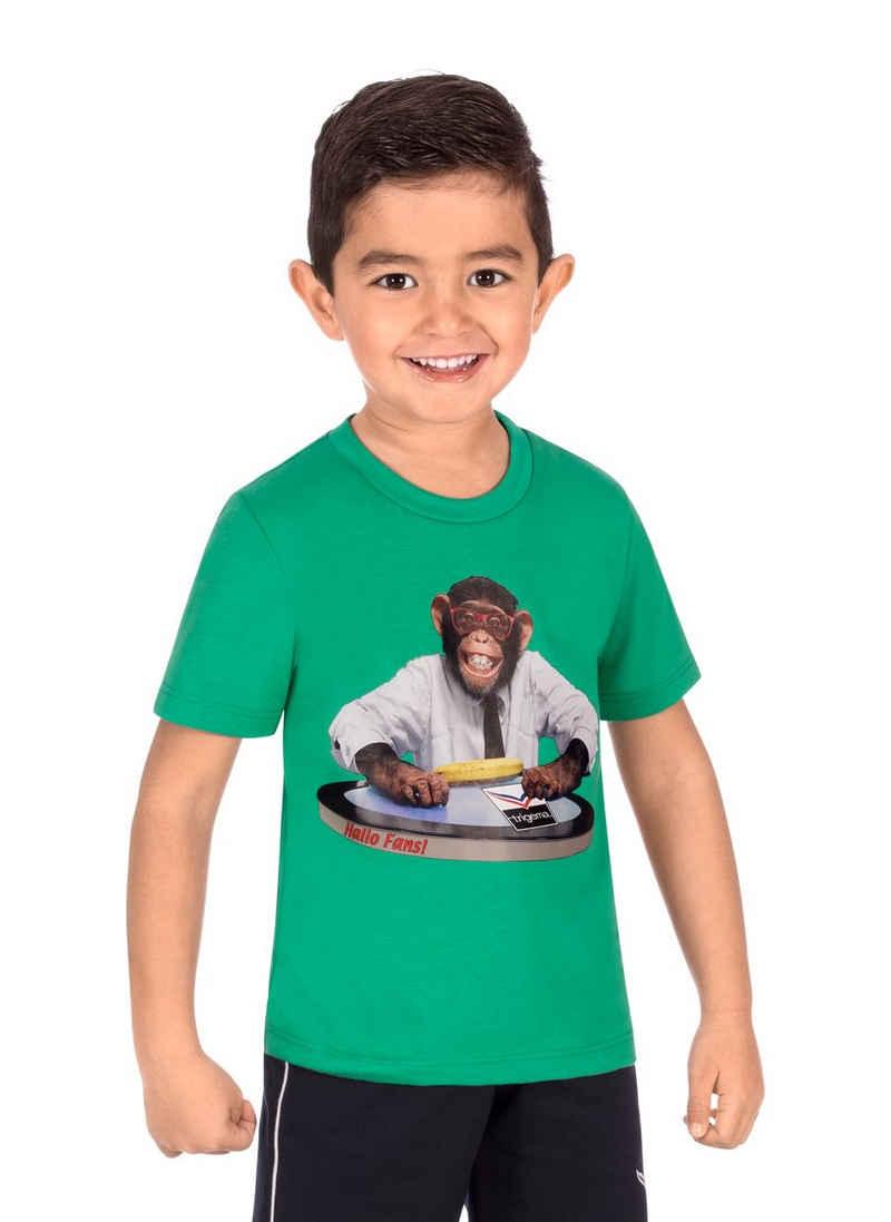 Trigema T-Shirt TRIGEMA Affe