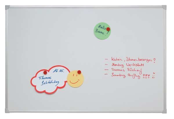 OTTO Office Standard Whiteboard/Infotafel lackiert, 180 x 90 cm