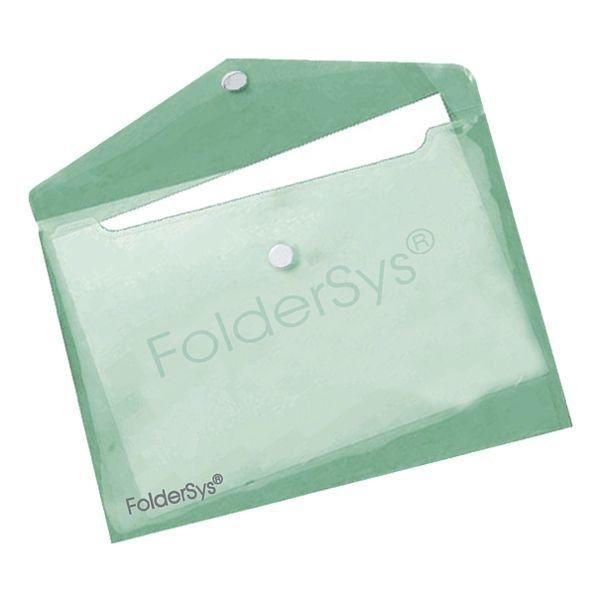 Foldersys Aktentaschen in grün