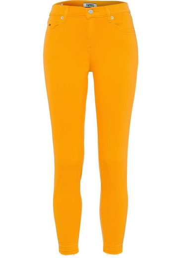 Hosensaum Tommy Skinny »nora« fit jeans Jeans Mit Ausgefranstem UqqgOR0rw