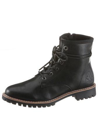 S.OLIVER Ботинки со шнуровкой