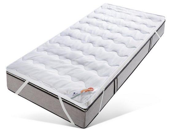 Matratzenauflage »Microlux« Beco, mit Klimaband