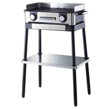 WMF Standgrill LONO Master-Grill mit passendem Standfuß, 2400 W
