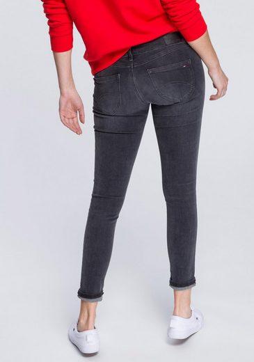 jeans fit Aus Skinny »sophie« Komfortstretch Superelastischem Jeans Tommy qFwAURt