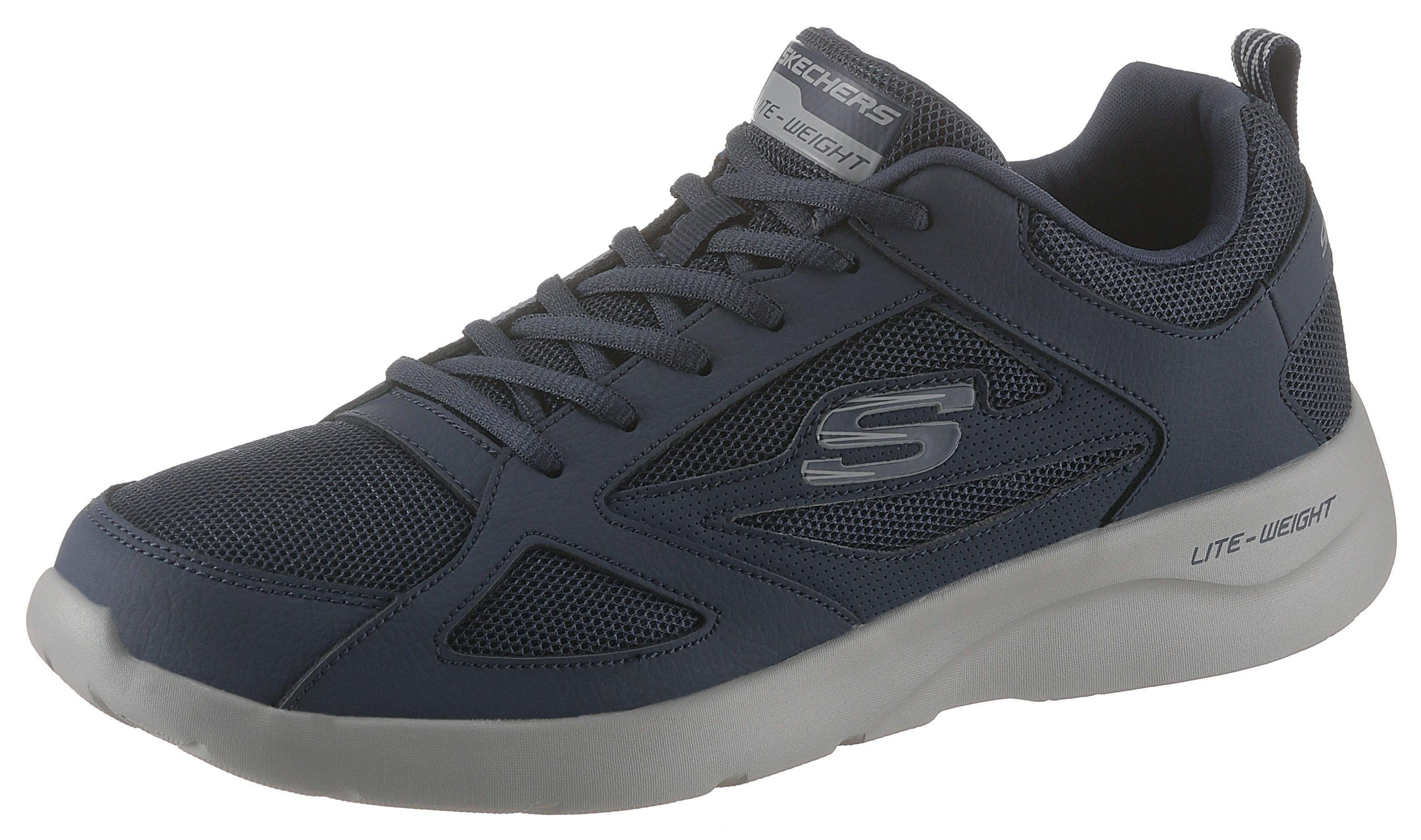 SKECHERS, DYNAMIGHT 2.0, BLAU | Sneaker für Damen