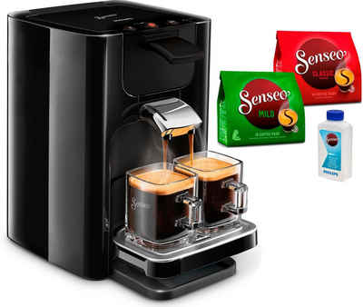 Senseo Kaffeepadmaschine SENSEOR Quadrante HD7865 60 Inkl Gratis Zugaben Im Wert