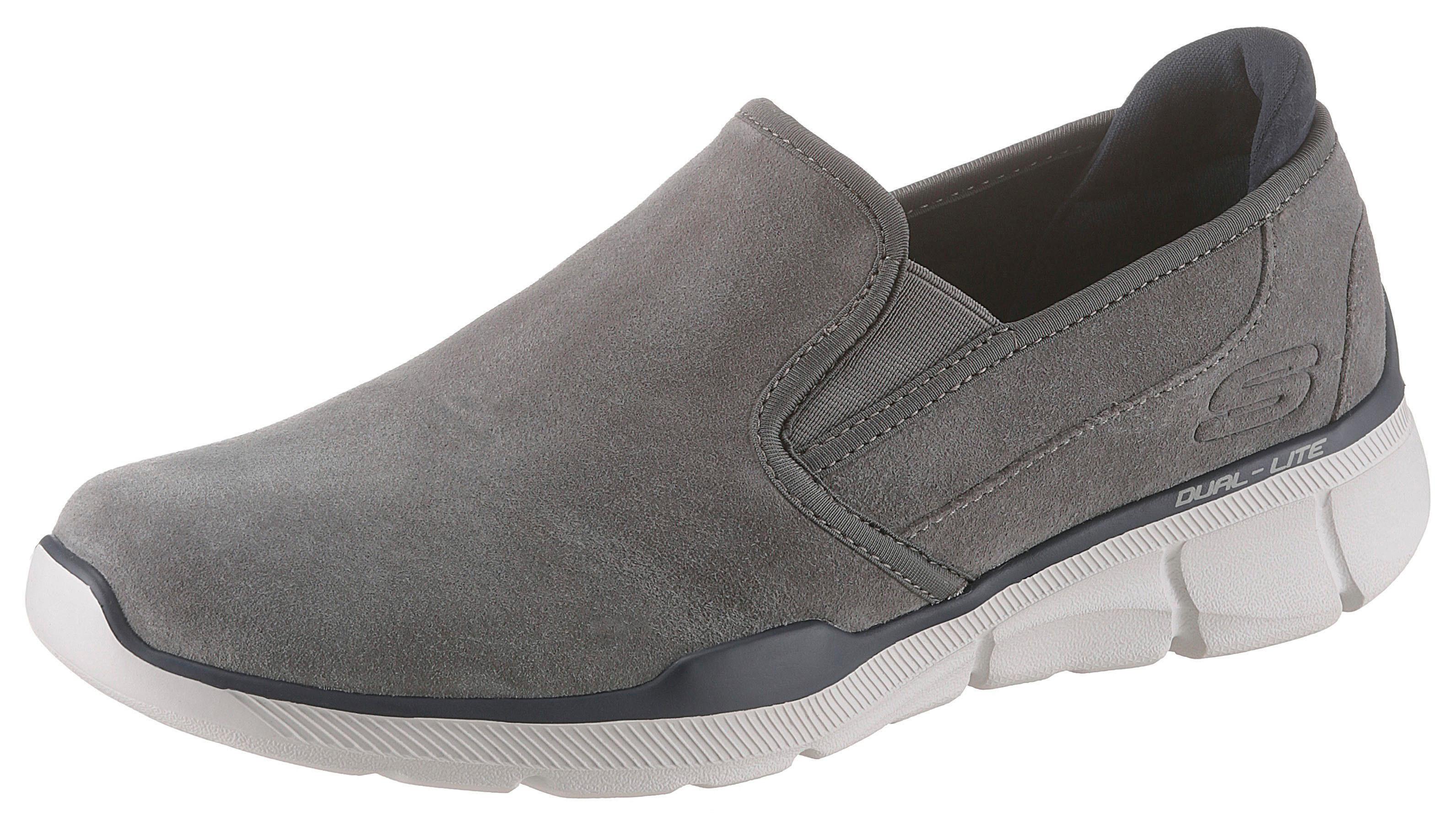 Skechers »Equalizer 3.0« Slip On Sneaker mit elastischen Stretcheinsätzen online kaufen   OTTO