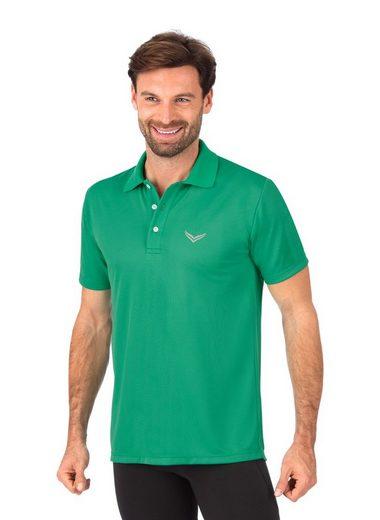 Trigema Klassisches Poloshirt COOLMAX®