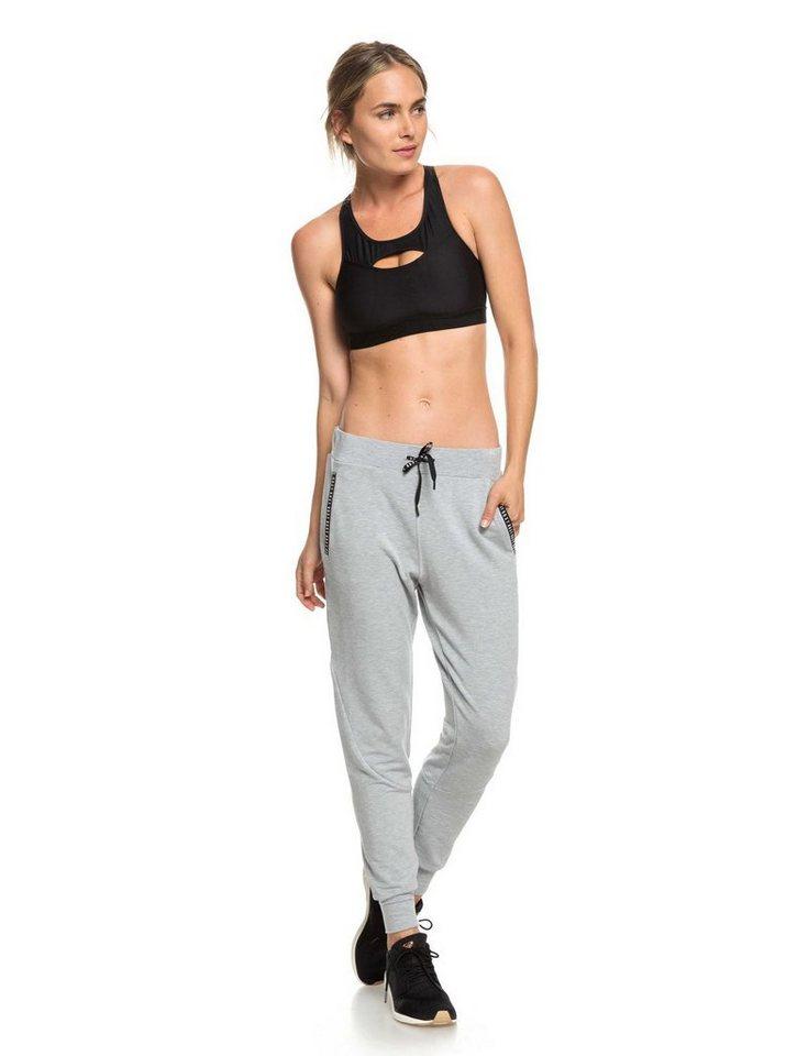 Roxy Yogahose »Everlasting Hours« | Sportbekleidung > Sporthosen > Yogahosen | Grau | Roxy