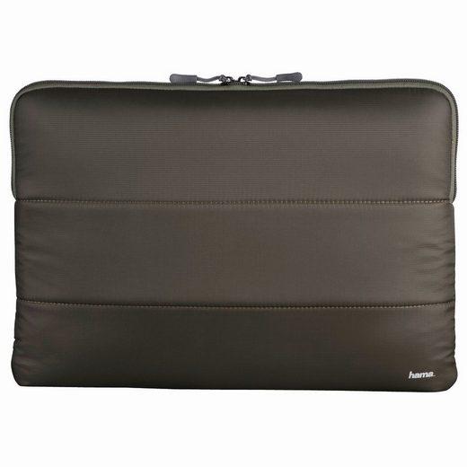 "Hama Notebook-Sleeve ""Toronto"", bis 36 cm (14,1), Oli"