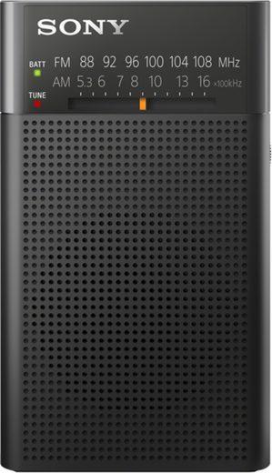 Sony Radio »tragbar mit Lautsprecher 'ICF-P26'«